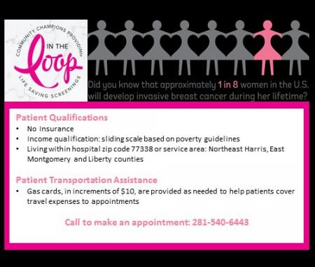 Project Mammogram Information