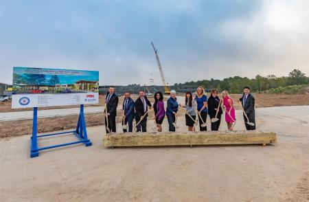 Humble ISD Breaks Ground on Two New Elementary Schools