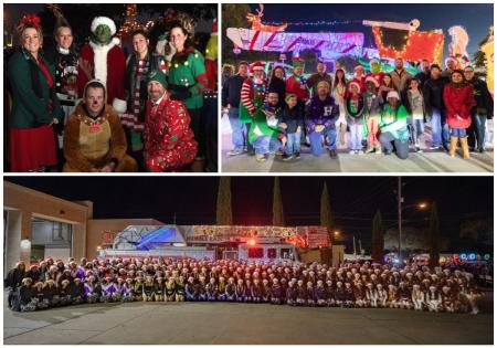HISD Entries Named Parade Of Lights Winners