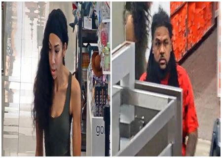 Humble PD Asking For Help Catching Theft Suspects