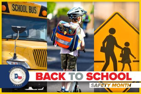 Back To School Safety Month