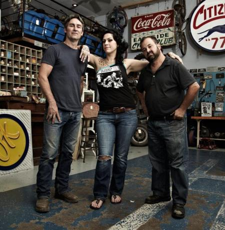 American Pickers Coming Back To Texas